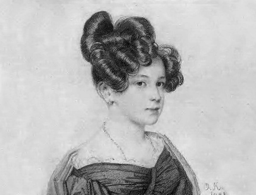 «Я умею невинно бесить». Дневник Анны Олениной (1807–1888)