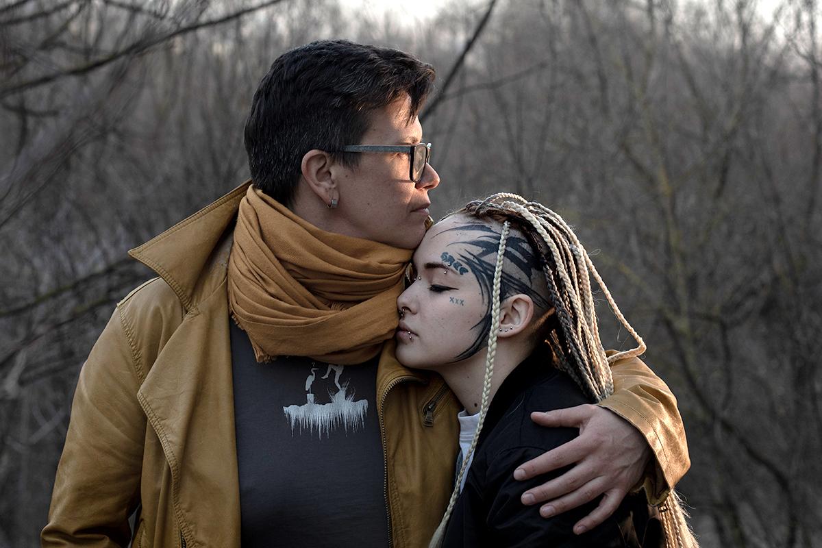 «Просто у меня две мамы». История одной семьи, в которой нет «нормального папы», зато есть любовь и доверие