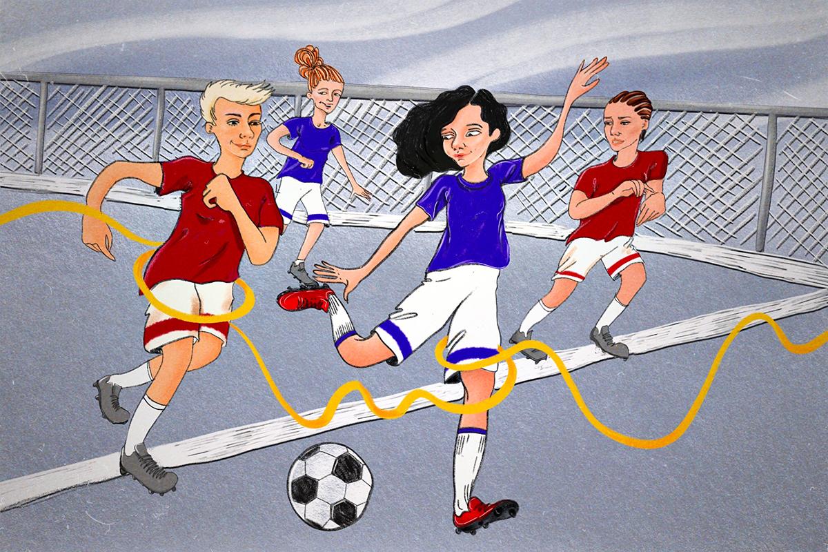 Выпуск 17. Женский футбол: почему это модно