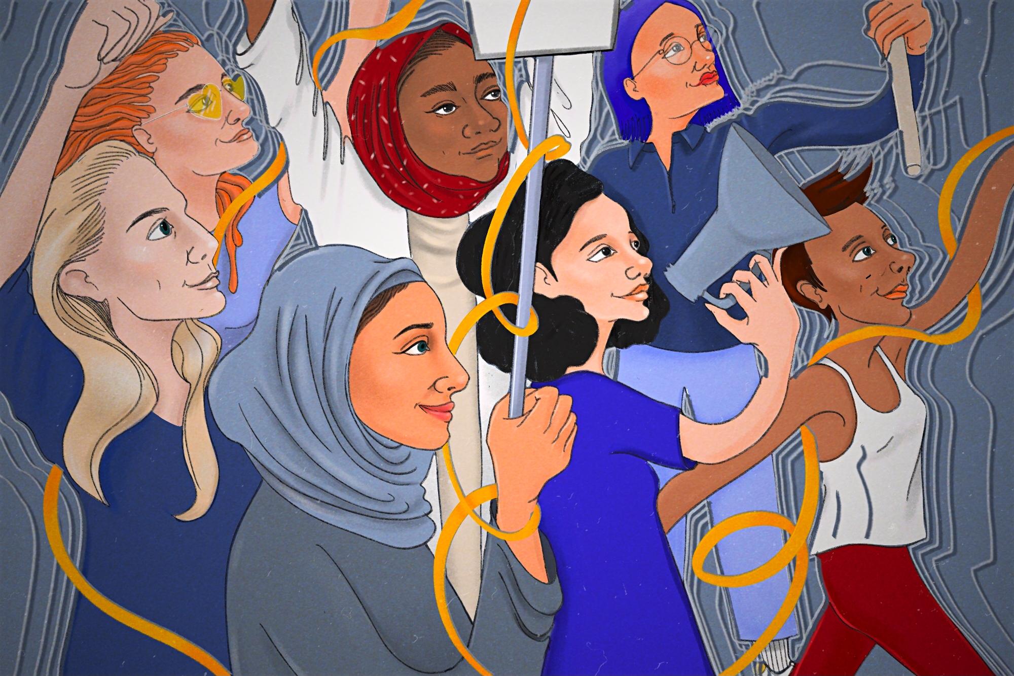 Выпуск 19. Феминистки в хиджабе